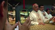 Easter church services go online in Latin America