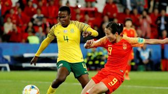 China beat South Africa to send Germany and France through