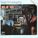 Keep On Loving You (song)