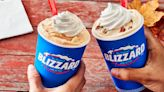 Dairy Queen's New Pecan Pie Blizzard Is Just the Start of Its Limited-Edition Fall Menu