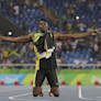 Usain Bolt's final gold captivates the Twitter world