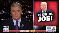 Do your job, Joe: Hannity on DeSantis' rebuke of Biden