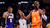 Chris Paul passes milestone in Suns' 115-105 victory over Lakers