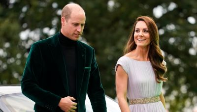 Prince William & Kate Middleton's Rare PDA Photos Give Us An Intimate Look At The Future of the Monarchy