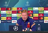 Juventus' 'Ronaldo is not my problem', says Barca's Koeman