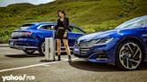 2021 Volkswagen Arteon Shooting Brake 380 TSI R-Line Performance草山試駕!選擇這輛的一百萬個理由是?