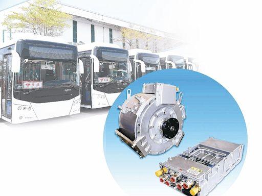 晟昌動力驅動系統 打入電動車市場