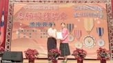 金讚!高市長青中心志工賴淑瑜榮獲二等志願服務獎章