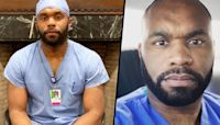 Former NFL Player Turned Doctor Is Now on the Frontlines Amid Pandemic