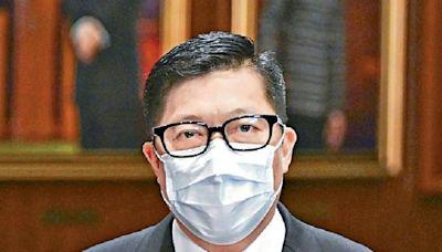 鄧炳強促台棄政治操弄允陳同佳入境
