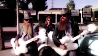 How ZZ Top Conquered MTV With the 'Eliminator' Trilogy