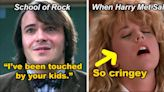 21 Movie Scenes So Cringey, I Literally Have To Cover My Eyes During Them