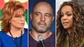 'The View' hosts clash over Joe Rogan: 'He's transphobic. He's Islamophobic. He's said racist things'