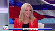 Kellyanne Conway reacts to Biden's tanking approval rating