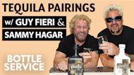 Guy Fieri & Sammy Hagar's Tequila Plays Well With Others | Bottle Service