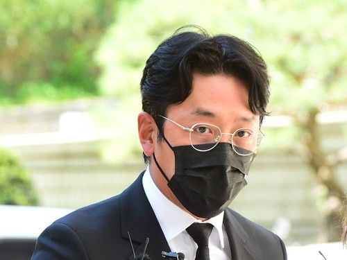 [MD PHOTO] 韓國藝人河正宇違法使用麻醉藥被一審判處3000萬韓元罰款