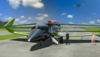 Electric airplanes are on the way as aviation fuel continues to pollute the air