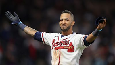 Late-night magic: Braves beat Dodgers 5-4, lead NLCS 2-0