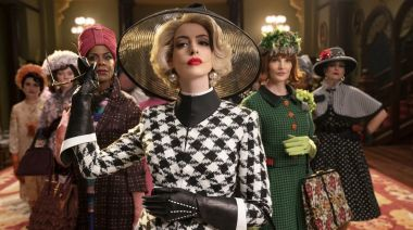 In 'The Witches', Anne Hathaway Is the Grand High Witch of Camp
