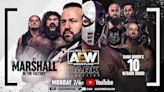 AEW Dark: Elevation Live Coverage: QT Marshall Vs. Dark Order's 10 - Wrestling Inc.