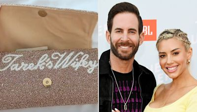 Heather Rae Young Celebrates Upcoming Wedding to Tarek El Moussa — and Shows Off 'Tarek's Wifey' Clutch
