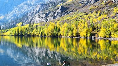 It's not too late. Last call for fall color in these California locations