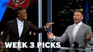 Week 3 Picks | Inside The NFL | Paramount+