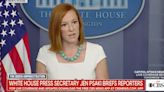 Psaki Swipes at Republicans Who Have 'Dismissed and Downplayed' 1/6: 'The Most Vocal About Supposedly Supporting the Police'