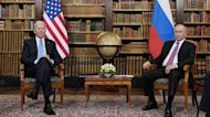 Biden and Putin meet at Geneva summit