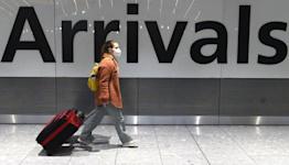Airport arrivals hit by passport gate failure