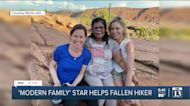 'Modern Family' star helps rescue woman while hiking at Arches National Park