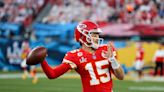 Chiefs' Mahomes, Mathieu ready to move on from Super Bowl loss, come back strong
