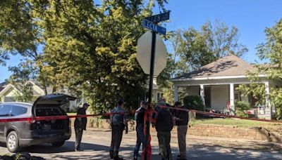 At least 3 dead after knife attack on Arkansas police officer, authorities say