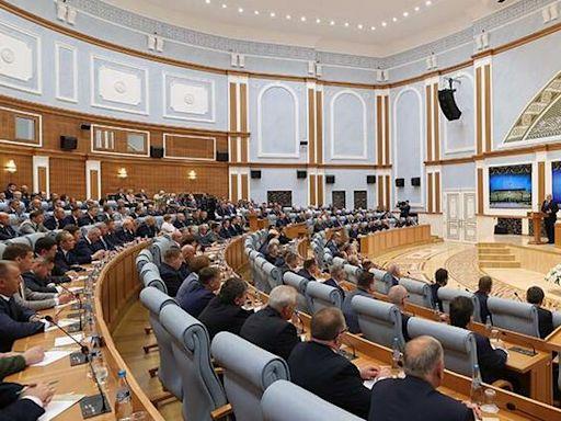 白俄羅斯總統:北約正在白俄羅斯邊境建設進攻性軍事設施-國際在線
