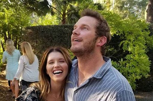 Chris Pratt and Katherine Schwarzenegger Reveal Their Newborn Baby's Sweet Name and Share First Photo
