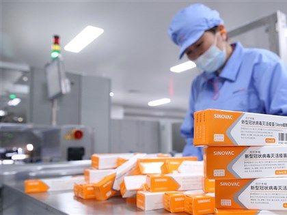 打1劑中國疫苗回台 第2劑可混打國內現有疫苗