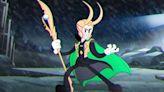 'Loki' Becomes a Classic Disney Cartoon in Tom Hiddleston's 'Untold' Tale