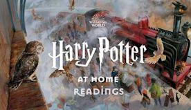 Daniel Radcliffe & Co-stars Read 'Harry Potter' In New Wizarding World Initiative From J.K. Rowling