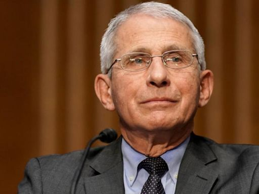 Fauci assures Gayle King it's really okay for vaccinated people to go maskless outside