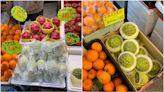 陸禁台灣菠蘿|兩岸生果比拼 港果欄檔主:台貨味道好,陸貨便宜