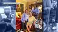 Internationally renowned artist paints Bobby Bowden; unveiling scheduled