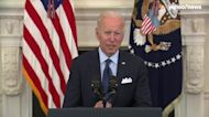 Biden aims to have 70% of adults given 1 COVID-19 shot by July 4