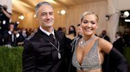 Rita Ora and Taika Waititi Couple Up at the Met Gala 2021