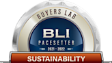 Keypoint Intelligence Awards HP with the North American BLI PaceSetter Award for Sustainability in Wide Format