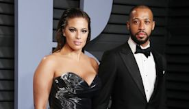 Pregnant Ashley Graham's Husband Photographs Her for Nude Maternity Shoot