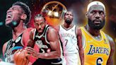 NBA odds: Every team's 2021-22 championship title futures