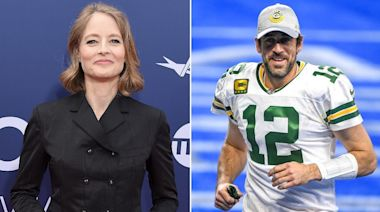 Jodie Foster Explains Why Shailene Woodley's Fiancé Aaron Rodgers Gave Her a Shout-Out