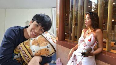 泰國1日爆增近5千例 女星Ploy染疫不按規定趴趴走惹議
