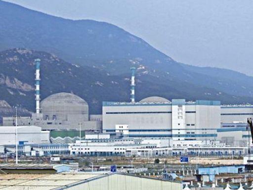 燃料棒破損1個多月 廣東台山核電廠1號機組停機檢修 | 蘋果新聞網 | 蘋果日報