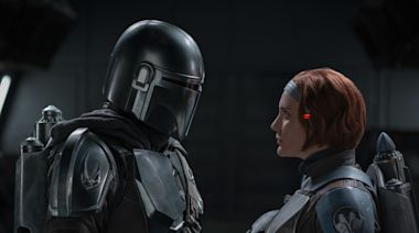 Q&A: 'The Mandalorian's' Katee Sackhoff has questions about Bo-Katan too